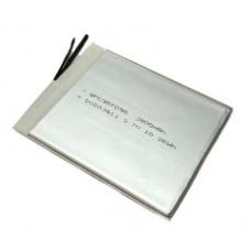 Аккумулятор 357095PL 3.7V 2800 мА/ч , 2 провода !