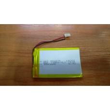 Аккумулятор 504475 3.7V 2000 мА/ч , 2 провода !