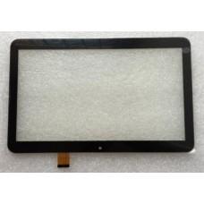 """10.1"""" Тачскрин для планшета Dexp Ursus L110 черный"""