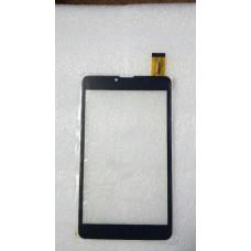 "7"" Тачскрин для планшета BQ-7022G Canion черный"