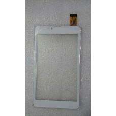 "7"" Тачскрин для планшета BQ-7040G Charm Plus белый"