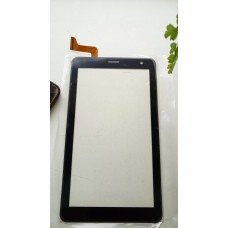 "7"" Тачскрин для планшета Digma Optima 7017N 3G TS7177MG Черный/Белый"