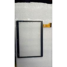 """9.6"""" Тачскрин для планшета Ginzzu GT-X870 черный"""