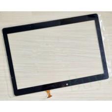 """10.1"""" Тачскрин для планшета Ginzzu GT-1040 черный"""