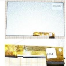 "7"" LCD матрицы, 30pin, 1024*600 точек, для Explay Hit и другие IPS"