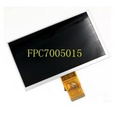 """7"""" Дисплей FPC7005015 TFT (TN)"""
