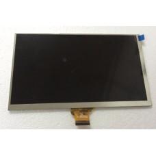 """7"""" Дисплей для планшета Oysters T74MRi TFT (TN) разбор идеальное состояние"""