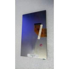 "7"" Дисплей MF0701685023B ширина 103мм РАЗБОРКА"
