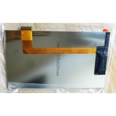 """7"""" Дисплей для планшета Irbis TZ-709, TZ709 тип 1"""