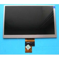"7"" LCD матрицы HJ070NA-13A, 1024*600 точек"