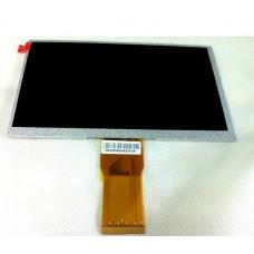 "7"" LCD матрицы E231732, 1024*600 точек, для Explay Informer 707, Digma optima 7.3 3g (TT7020MG), Digma optima 7.4 3G (TT7024MG), Digma optima 7.5 3G (TT7025MG), Freelander 3GS,Irbis TX-72, Explay Hit"