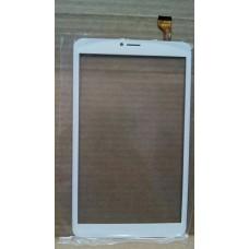 """8"""" Тачскрин для планшета Ginzzu GT-8010 v2 45pin белый"""