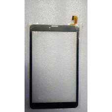 "8"" Тачскрин для планшета Texet TM-8043 Graphite"
