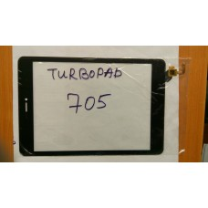 "7.85"" Тачскрин  для планшета TurboPad 705"
